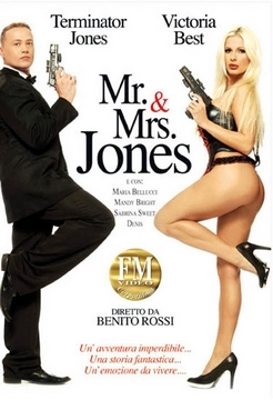 Mr. & Mrs. Jones
